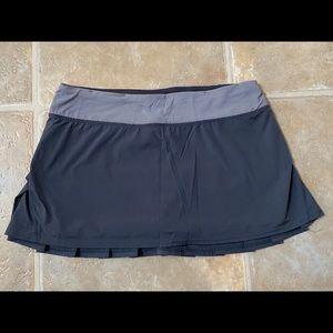 Lululemon Pace Skirt Size 10